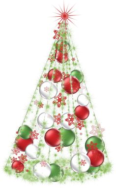 Poinsettia clipart christmas tree branches Branches Christmas ClipartSt Transparent and