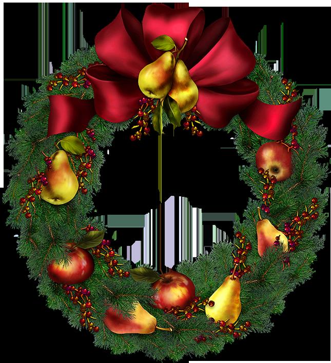 Wreath clipart transparent background Wreath Garland collection Transparent Clipart