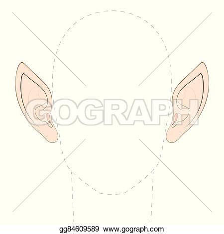 Pointed Ears clipart #11