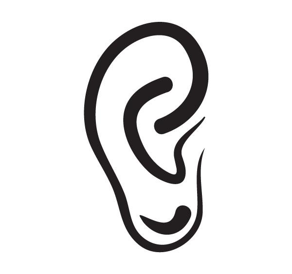 Pice clipart ear Cliparts ear Clipart Ear 3