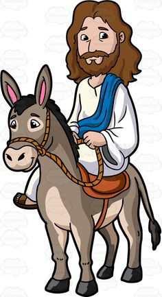 Pointed Ears clipart donkey Tourist Green Clipart With Cartoon