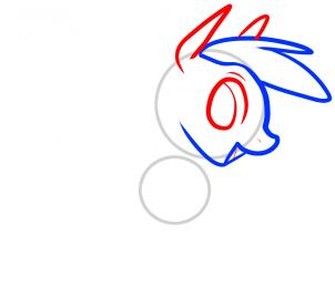 Pointed Ears clipart donkey In well ears the draw
