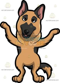 Pointed Ears clipart pointy My Pinterest dog German dog