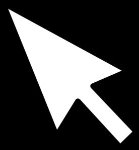 Pointer clipart Art  Clker clip online