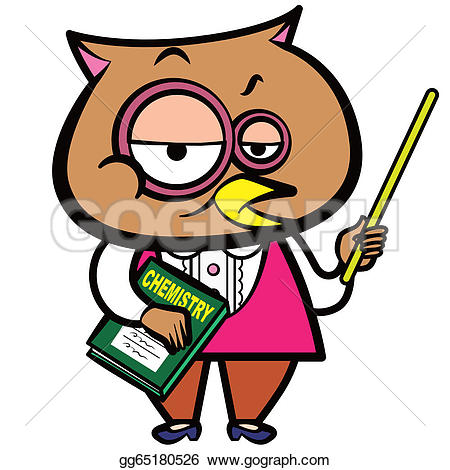 Pointer clipart cartoon Art owl Vector  Stock