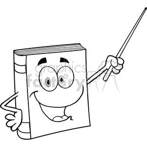 Pointer clipart cartoon Book Cartoon 5189 5189 Cartoon