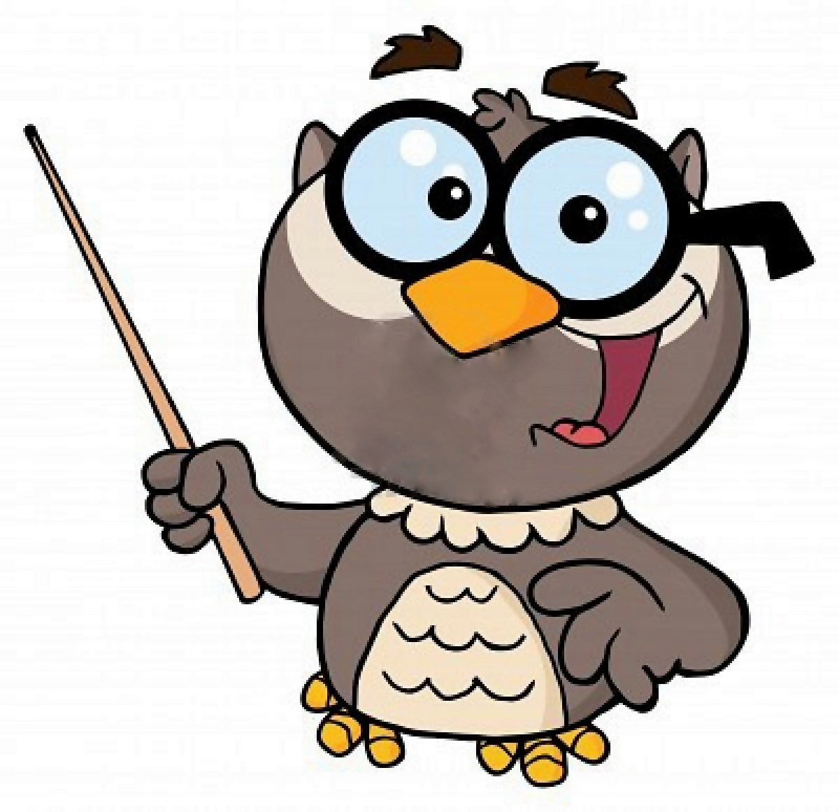 Pointer clipart cartoon Free Clipart Owl Clip Clip
