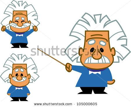 Pointer clipart expectation Professor stock images Innovation Cute