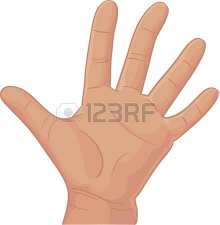 Pointer clipart finger touch Finger Free  223 Little