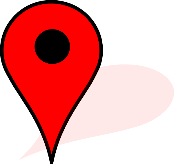 Pointer clipart google map Art Art Vector Google Clip