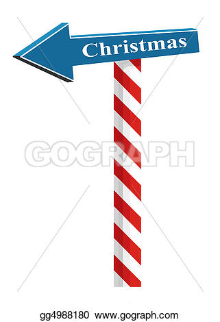 Pointer clipart one One illustration  Clip Christmas