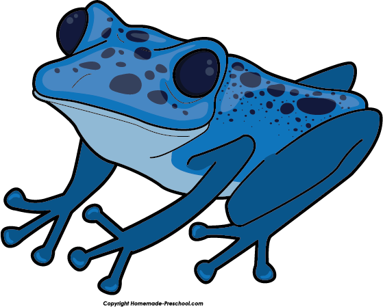 Poison Dart Frog clipart Save Free to Clipart Click