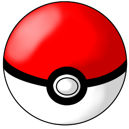 Pokeball clipart Transparent Pokeball Background PNG Transparent