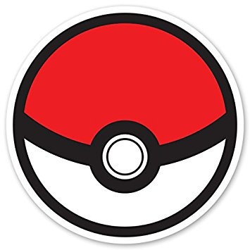 Pokeball clipart  Laptop Amazon com: Pokeball