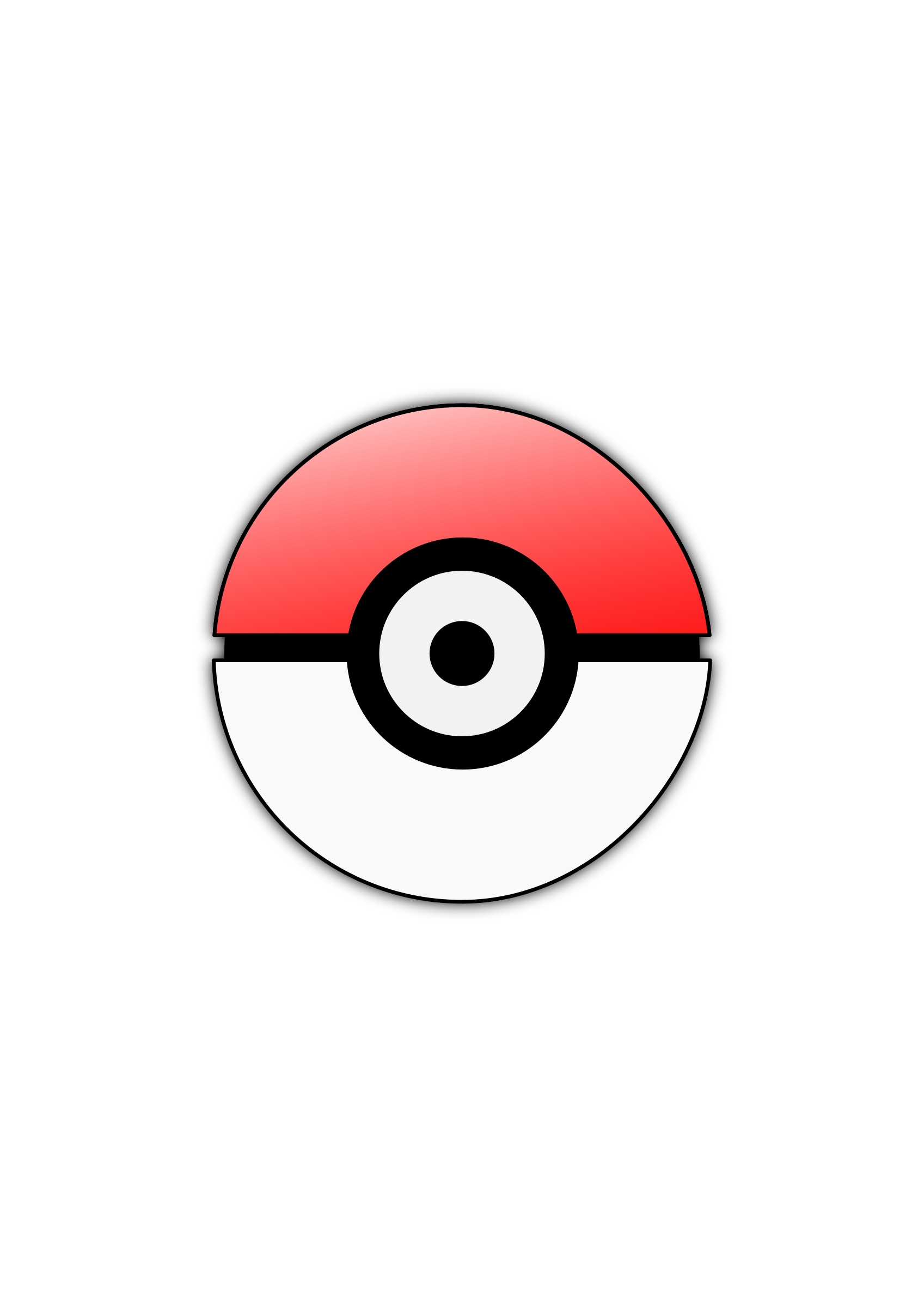 Pokeball clipart Clipart Pokeball Pokeball