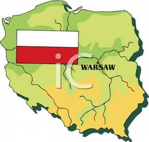 Poland clipart Royalty Flag Polish Poland With