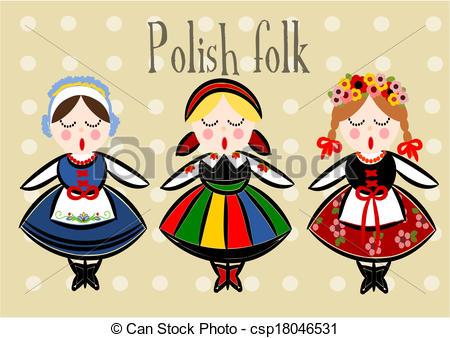 Folk clipart cultural dance Dance dance Folk Folk