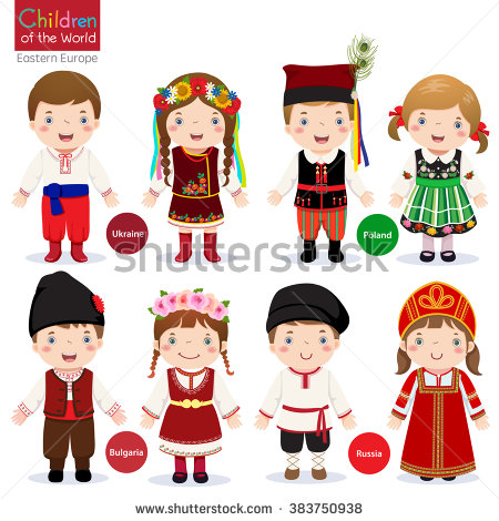 Portugal clipart russian man World in of Kids