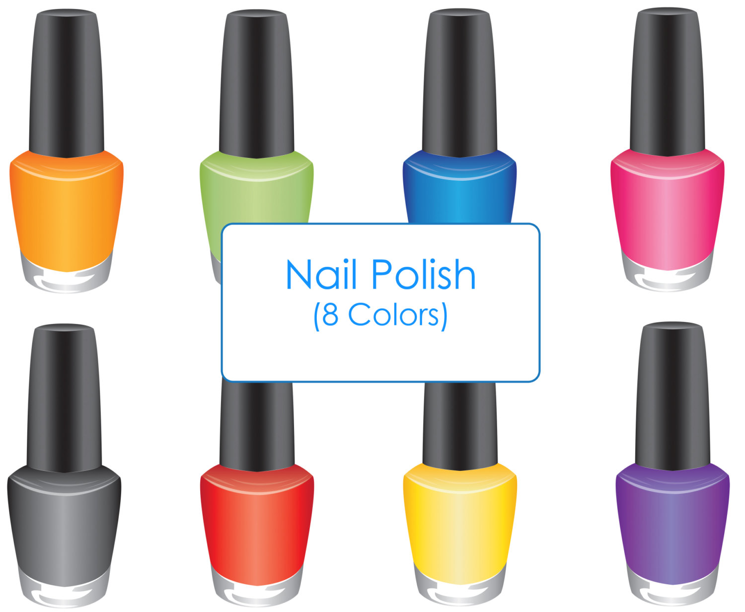 Nail clipart fingernail Clip pw for Art from