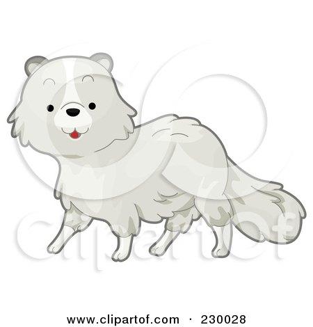 Arctic Fox clipart Download Fox #11 clipart drawings