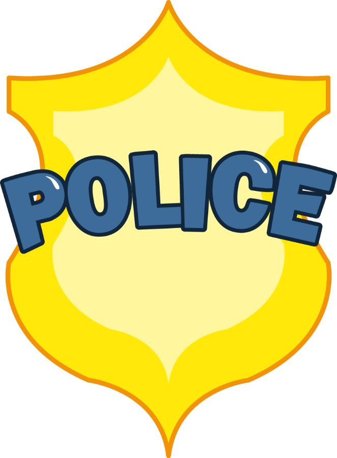 Police clipart customs officer Space clip Police clipart Free