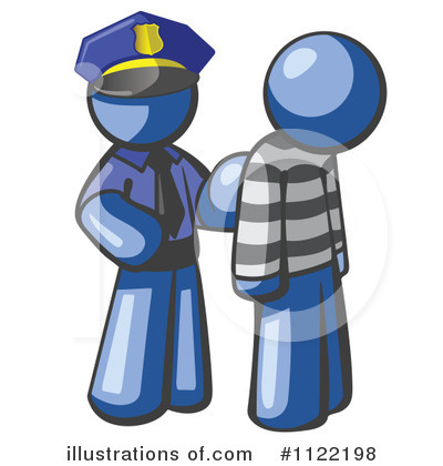 Police clipart arresting #12