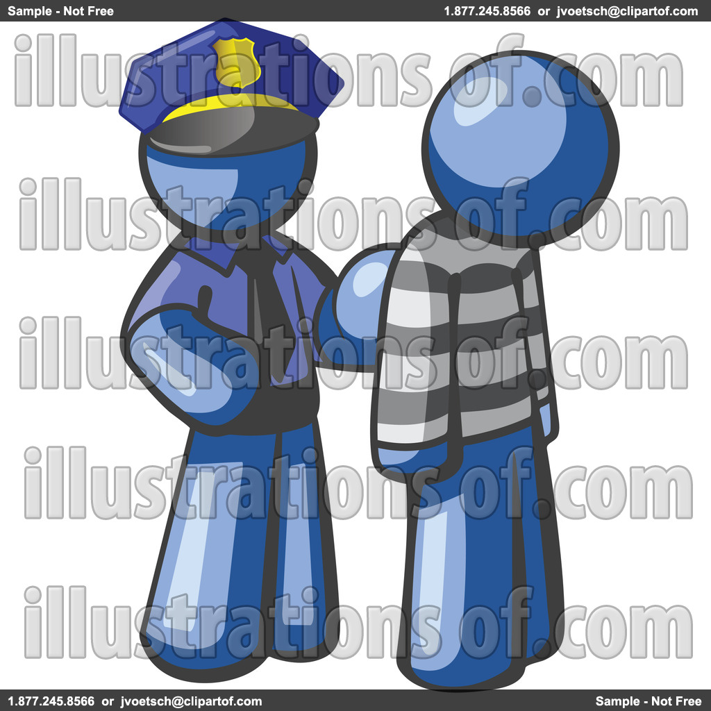Police clipart arresting #9