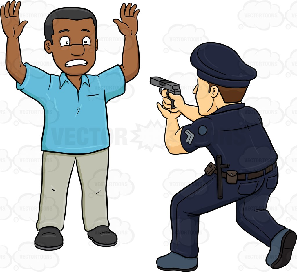 Police clipart arresting #7