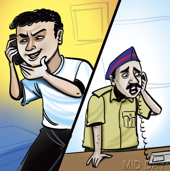 Police clipart call #12