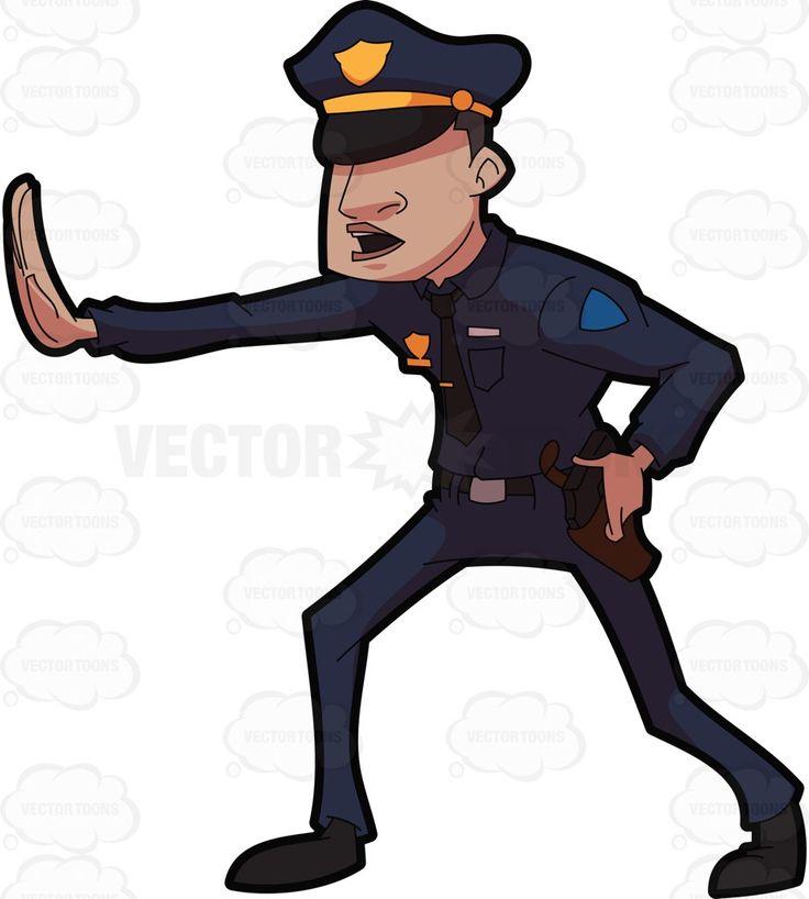 Riot clipart cops #13