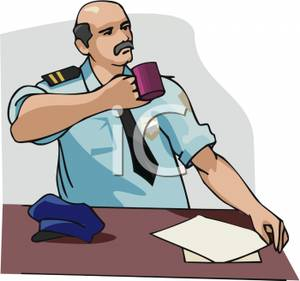 Police clipart chief #1