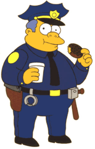 Police clipart chief #13