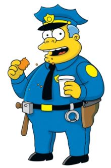 Police clipart chief #3