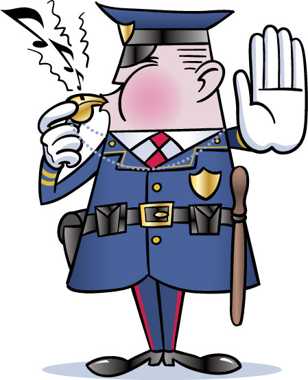 Police clipart chief #4