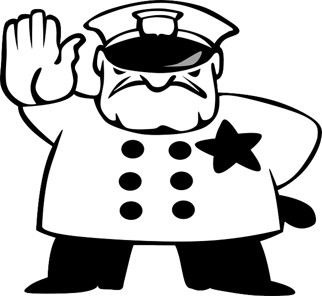 Police clipart customs officer Your in Property in Customs