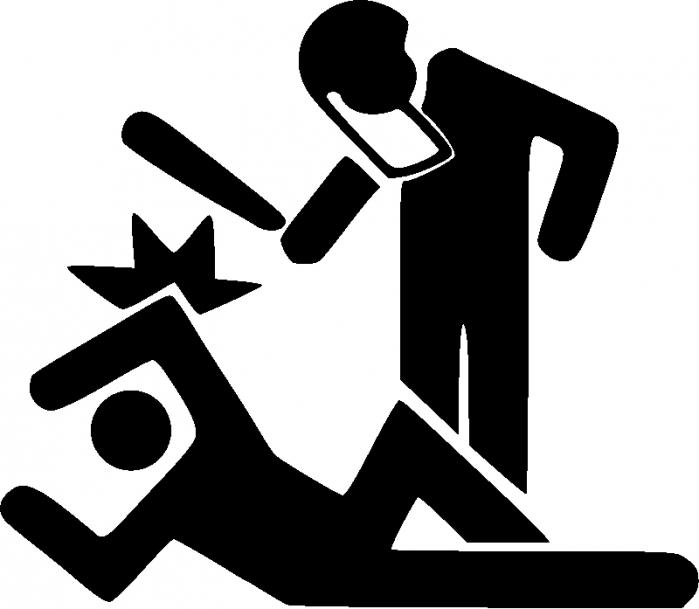 Violence clipart harsh Organizations Hong Trade labour Kong