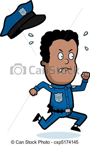 Drawing clipart police officer #13