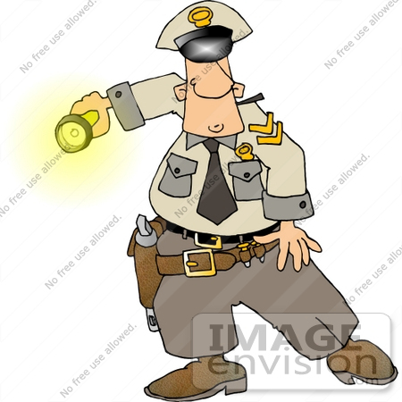 Police clipart military officer #4