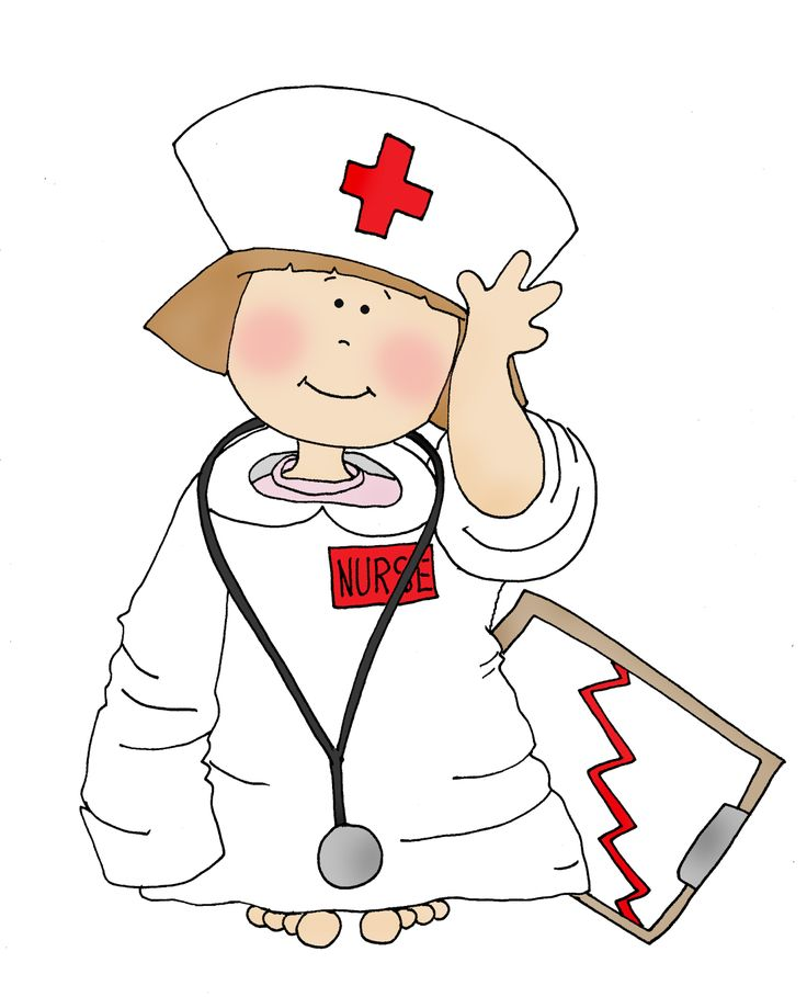 Police clipart nurse Stamps Pinterest best images Digi