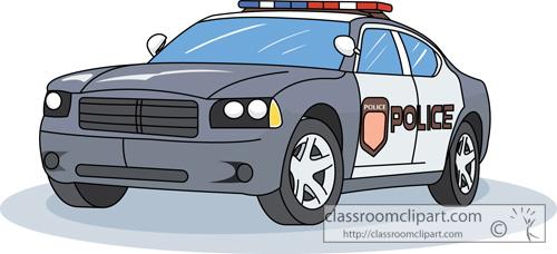 Emergency clipart police car Clip 2 police car art