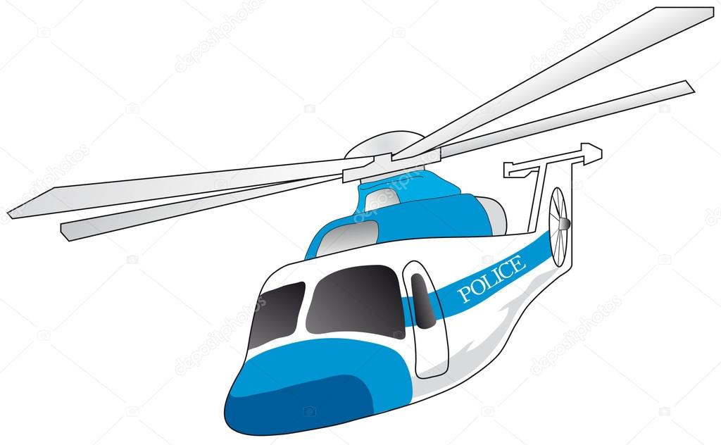 Police clipart police helicopter Police Pictures Cartoon Helicopter Cops
