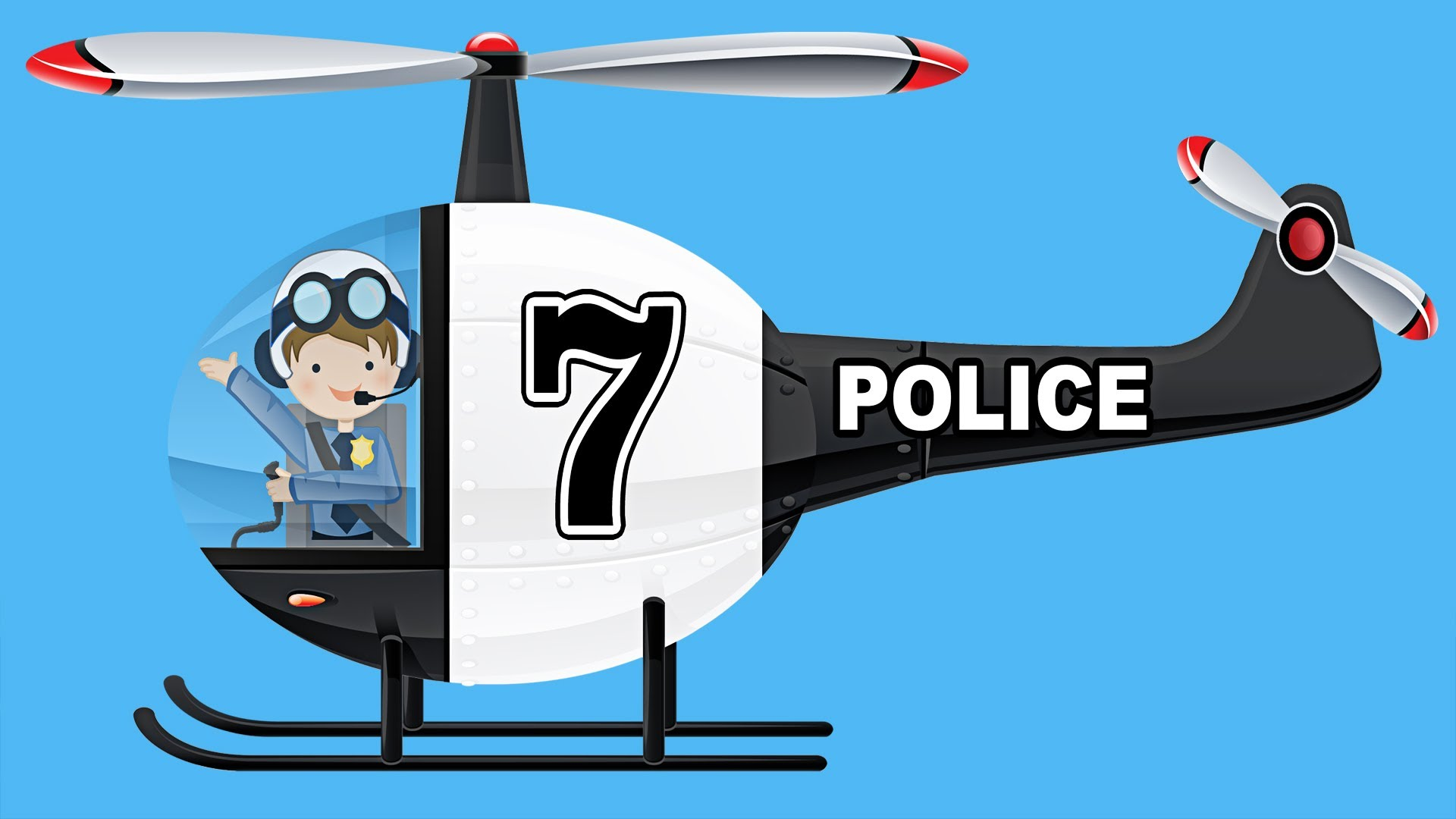 Police clipart police helicopter Police Helicopter Teaching Police