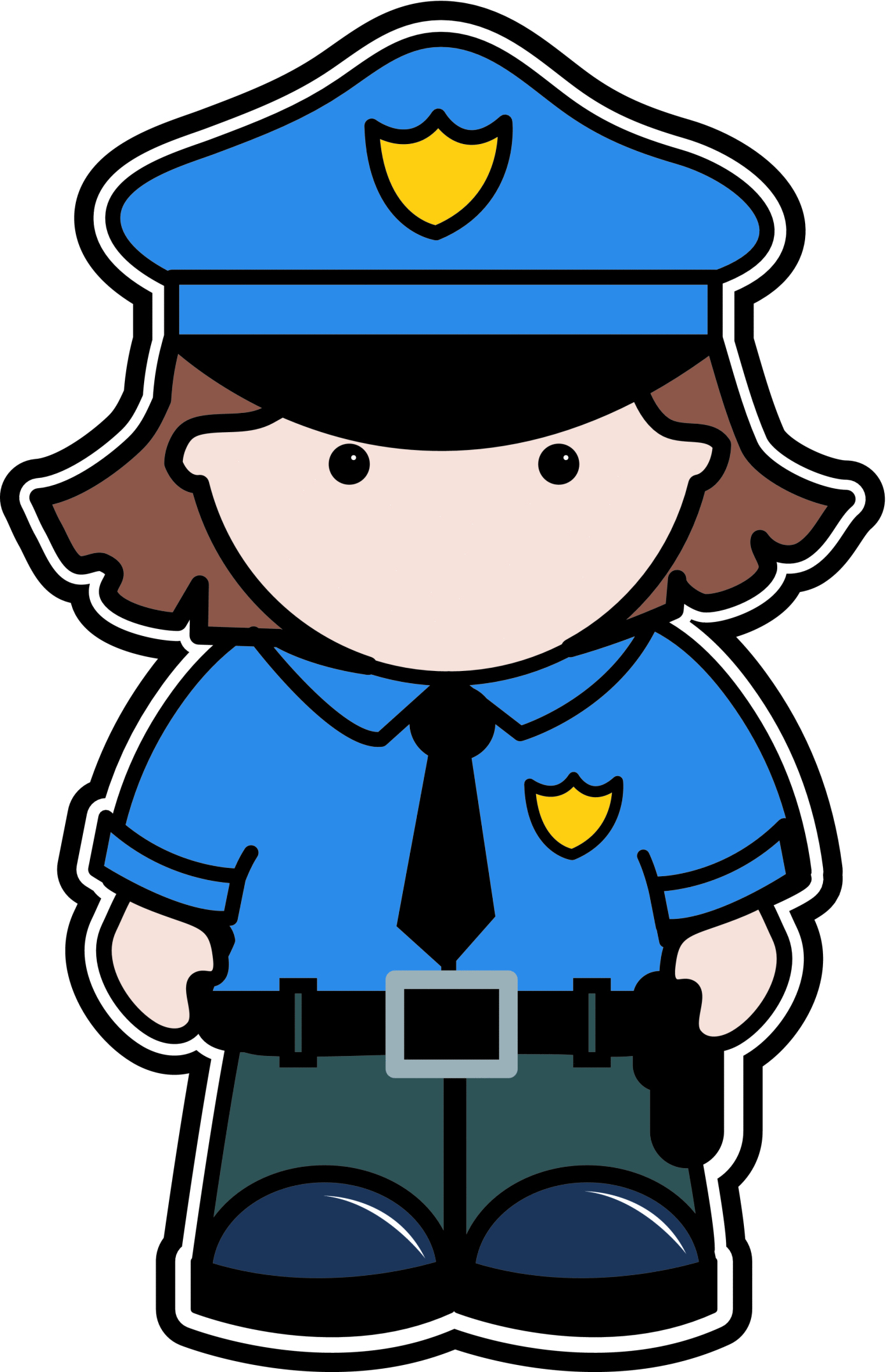 Stop clipart police man Images Clipart Clipart Free Officer
