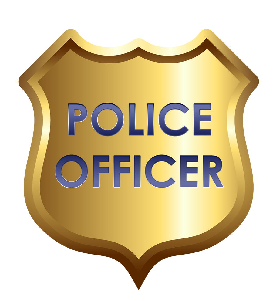 Shield clipart detective Police kid a badge badge