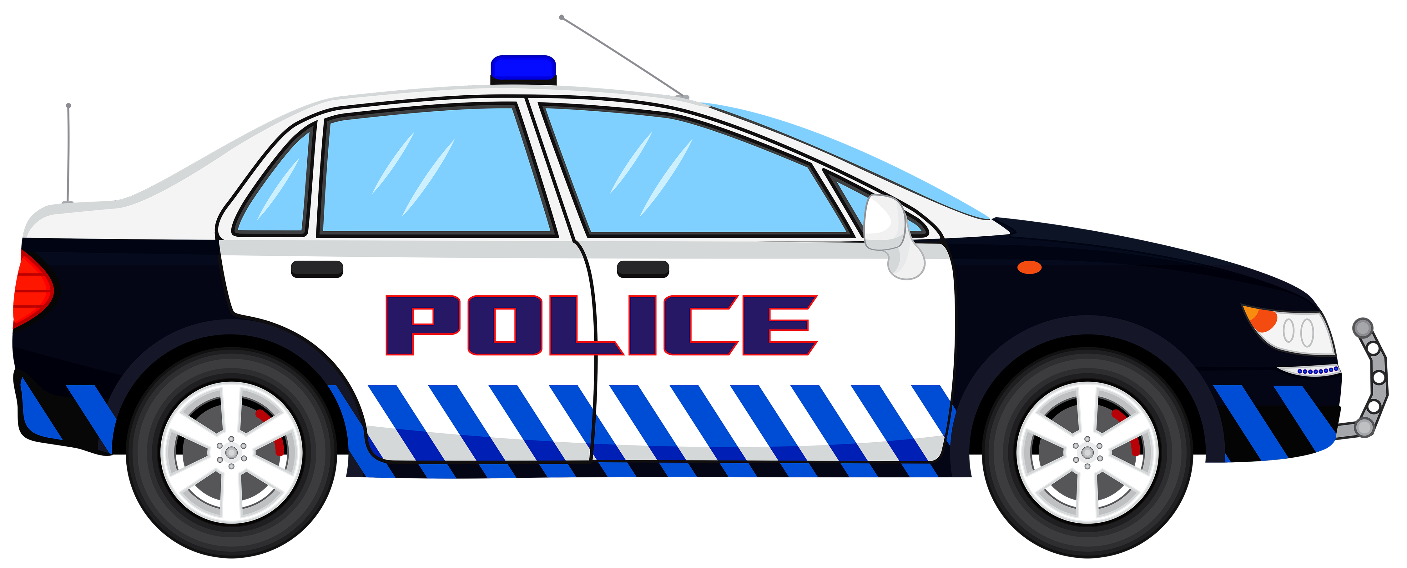 Vehicle clipart cop car Free PNG images Police PNG