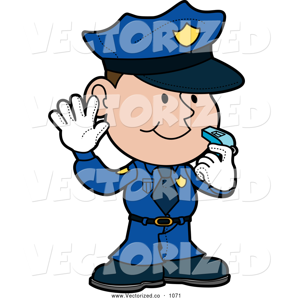 Traffic clipart police officer Images Clipart Clipart Free Officer