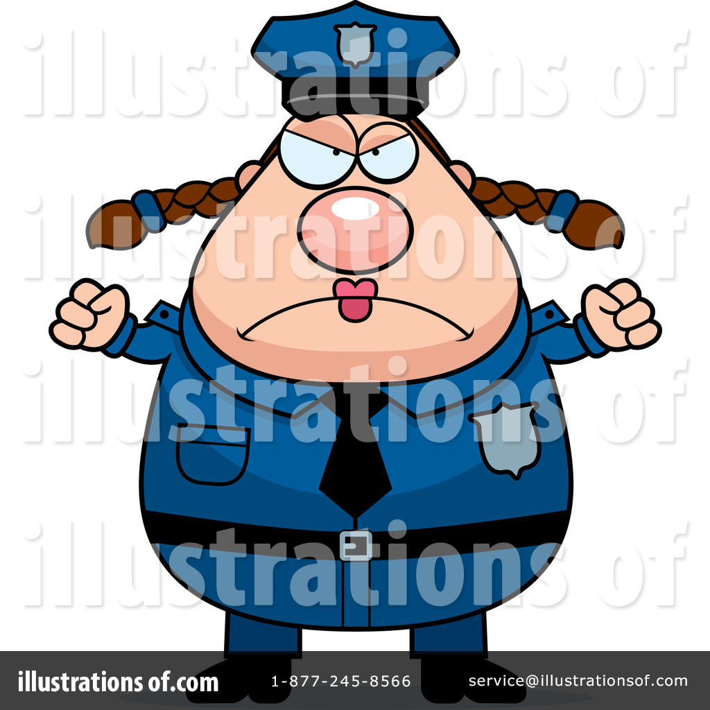 Woman clipart police Cory by Stock (RF) Illustration