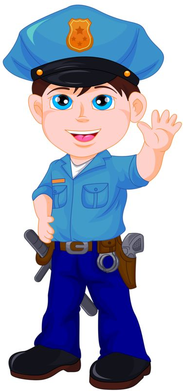 Firefighter clipart police officer On Police Фото best на