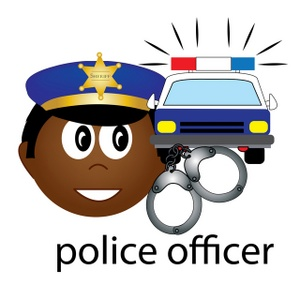 Police clipart policman Policeman Officer Image Image: Occupation
