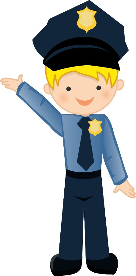 Firefighter clipart police officer On Minus Fire/Police 17 Pinterest